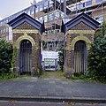 Groningen - Wachthuisjes van de voormalige veemarkt.jpg