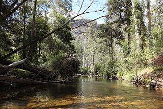 Grose River river in Australia