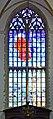 Grote Kerk, Haarlem Blaues Buntglasfenster 02.jpg