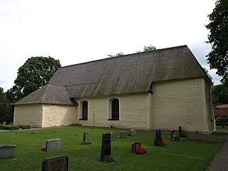 Gryta Church Church in Uppsala, Sweden