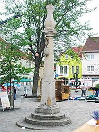 GuentherZ 2011-06-18 0041 Gross-Gerungs Pranger.jpg