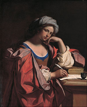Guercino - Guercino - The Persian Sibyl