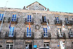Guitiriz, Casa do Concello.JPG