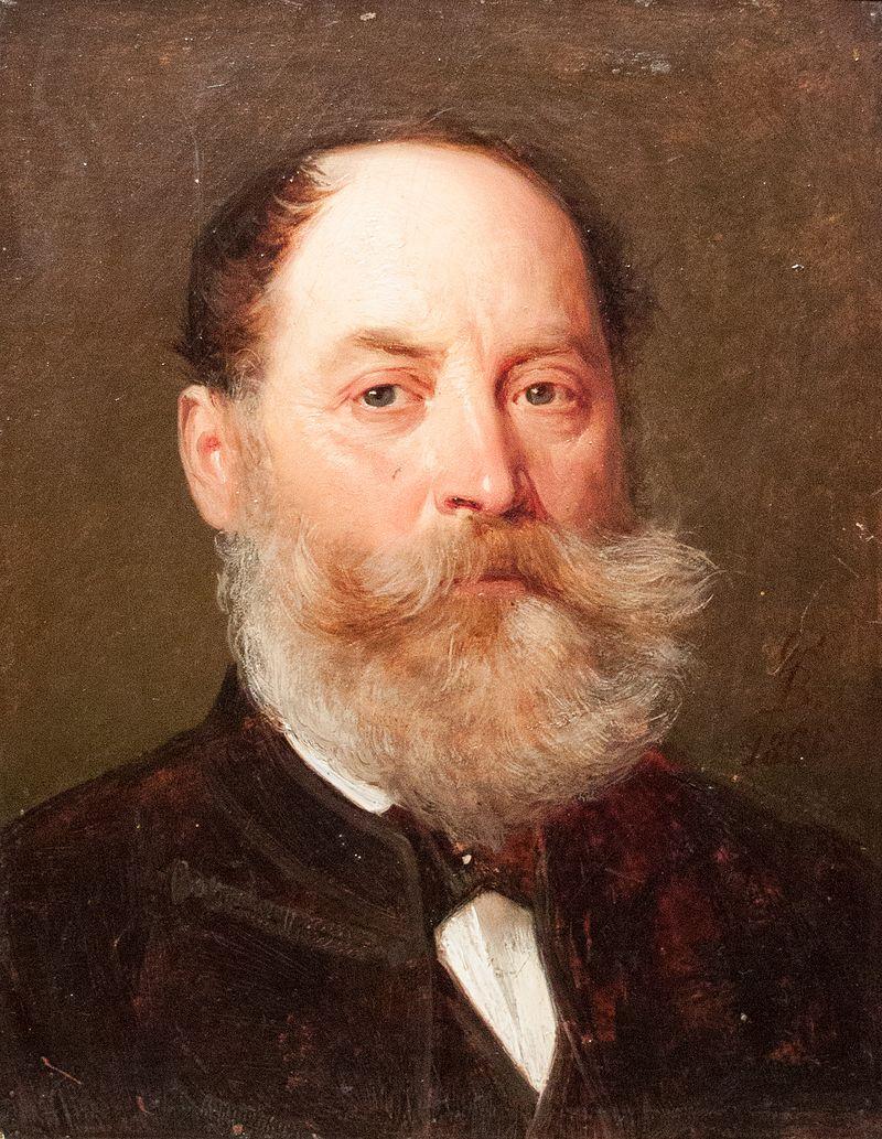 Дьюла Бенчур - портрет Вильмоса Бенчура, отца artist.jpg