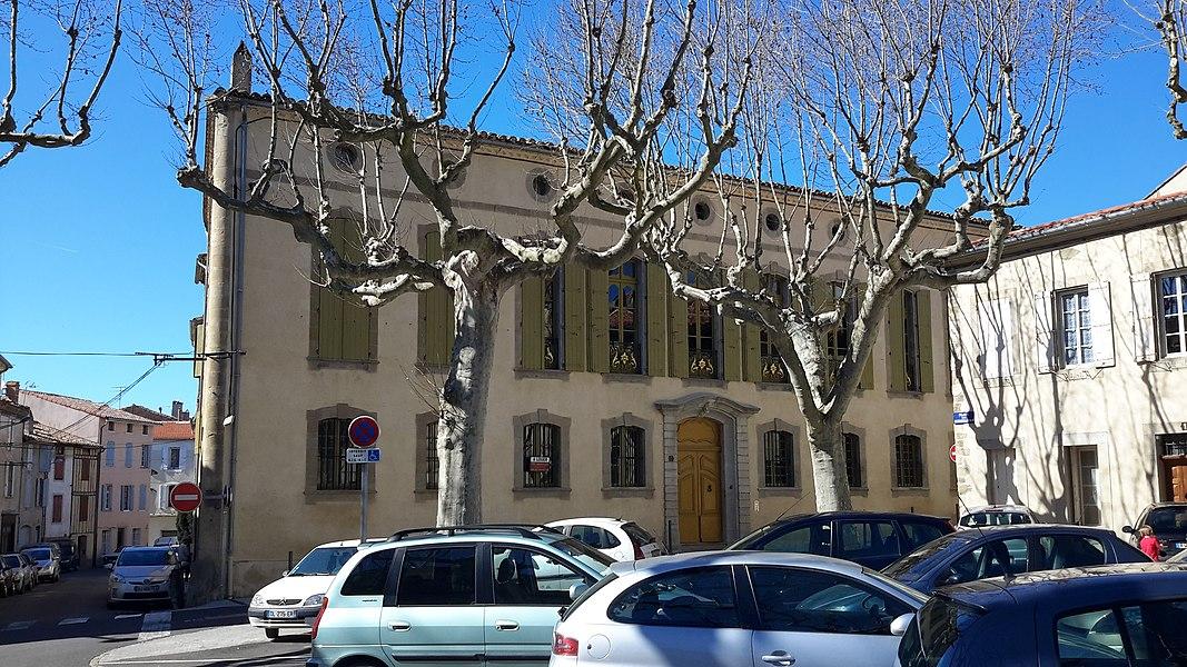 Hôtel de Bataille de Castelnaudary