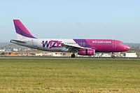 HA-LPW - A320 - Wizz Air