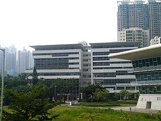 Hong Kong Sports Institute - Main Building