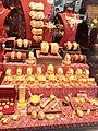 HK 尖沙咀 TST 彌敦道 Nathan Road 海防道 53-55 Haiphong Road 海防大廈 Hai Phong Mansion shop 六福珠寶 Luk Fook Jewellery window display goldsmith August 2021 SS2 007.jpg