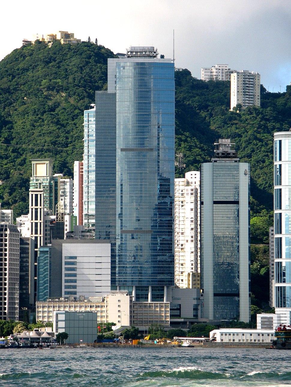 HK Arsenal House Police Headquarters