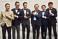 HK CWB 銅鑼灣 Causeway Bay 利園山道 Lee Garden Road event group photo September 2018 IX2 郭鋒 Samuel Kwok Fung 01.jpg