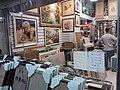 HK CWB 銅鑼灣 Causeway Bay 摩頓台 Moreton Terrace 灣景商場 Bay View Shopping Arcade interior 相架店 shop July 2019 SSG 02.jpg