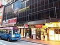 HK CWB 銅鑼灣 Causeway Bay 糖街 Sugar Street July 2018 SSG minibus public light bus stand n shops.jpg