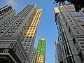 HK Kennedy Town Smithfield Municipal Services Building n Man Kwong Court facades Feb-2013.JPG