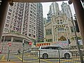 HK Mid-Levels Bonham Road view Rhenish Mansion n 禮賢會堂 Chinese Church Apr-2013.JPG