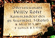 HL Damals - Willy Rohr