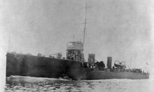 HMS Ariel (1911) - Wikipedia
