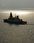HMS Daring at Sea MOD 45151268.jpg