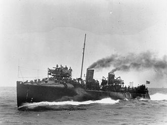 HMS Desperate (1896) - Image: HMS Fame (1896) IWM Q 021241