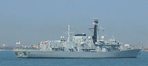 HMS Iron Duke F234