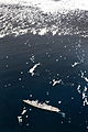 HMS Montrose Surrounded by Ice Floes in the Antarctic MOD 45153940.jpg