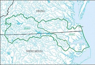 South Atlantic-Gulf Water Resource Region - HUC0301