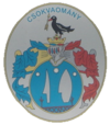 Official seal of Csokvaomány