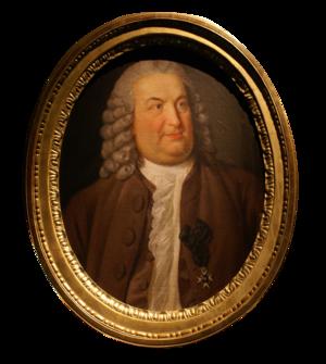Sigmund Freudenberger - Sigmund Freudenberger, Portrait of Albrecht von Haller, 1773