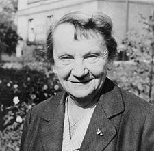Profesorka Dr. techn. Ing. Julie Hamáčková