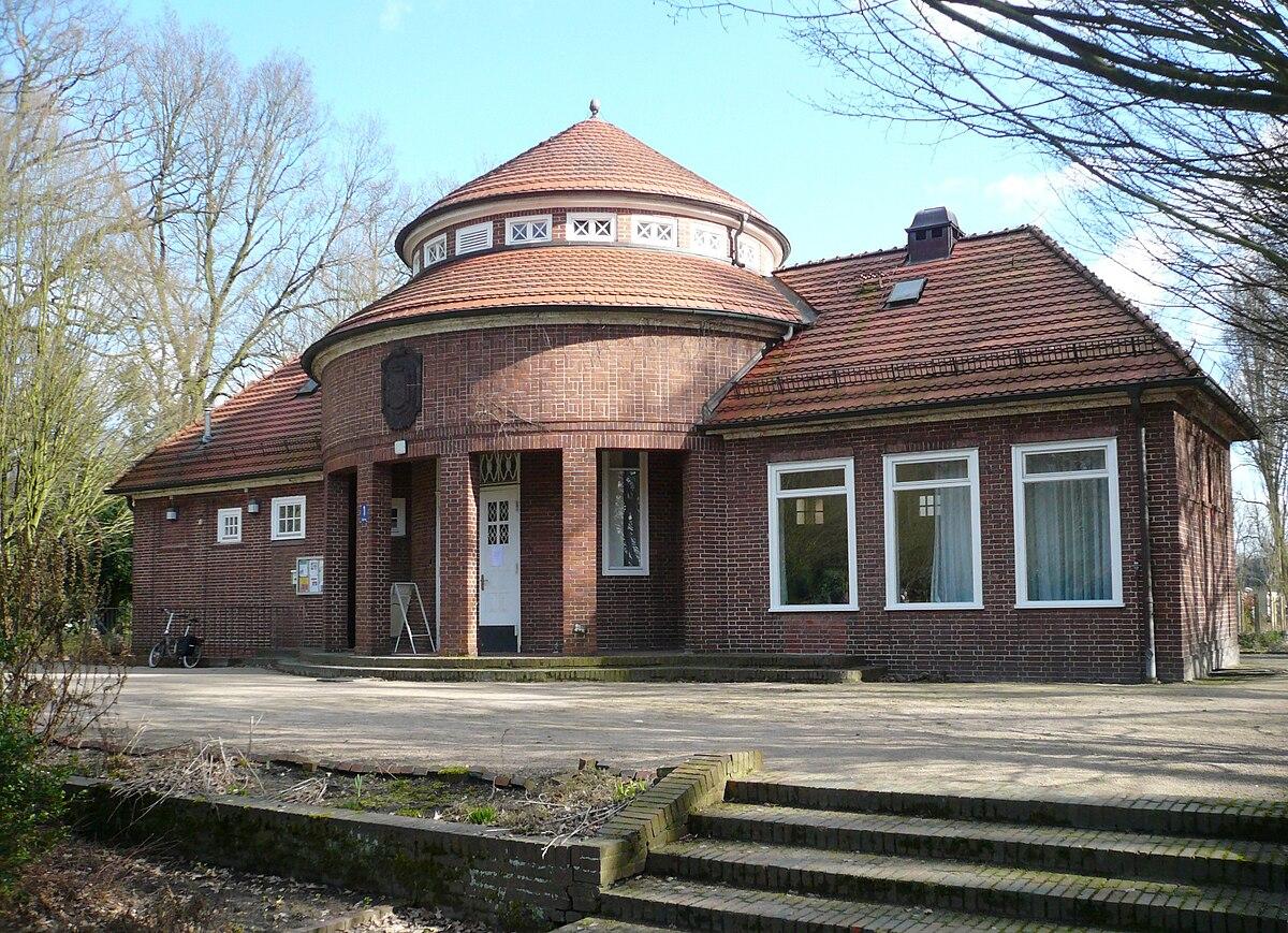 Stadtpark Cafe Hamburg