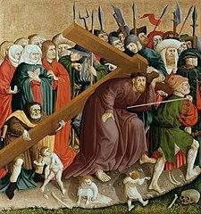 Jésus-Christ portant la Croix