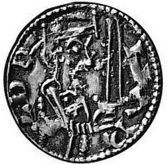 Harald III of Denmark - Coin of Harald III