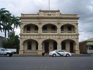 Rockhampton Harbour Board Building - Rockhampton Harbour Board Building, 2009