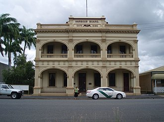 Rockhampton Harbour Board Building - Rockhampton Harbour Board Building, 2009