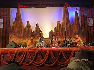Harballabh Sangeet Sammelan - Image: Hariballav