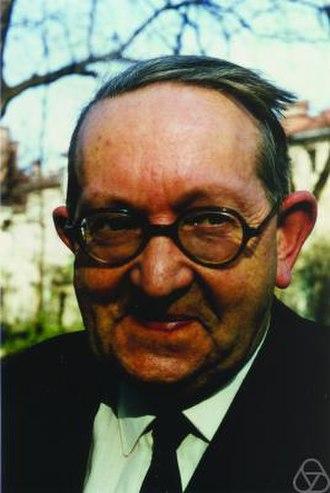 Harold Davenport - Harold Davenport in 1968