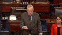 File:Harry Reid- Donald Trump Is Trying To Divide Us.webm