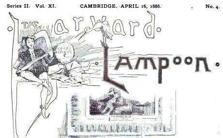 Harvard lampoon tps