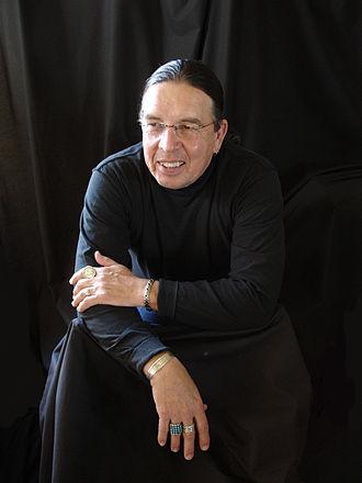 Cheyenne and Arapaho Tribes - Cheyenne-Arapaho tribal member, peace chief, and artist, Harvey Pratt