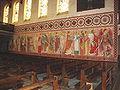 Hasparren (Pyr-Atl, Fr) chapelle du Sacrécoeur, mural paintings 2.JPG