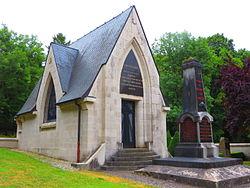 Haumont-près-Samogneux La chapelle Saint-Nicolas.JPG