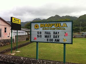 Hauʻula, Hawaii