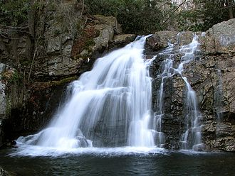 Hickory Run State Park - Image: Hawk Falls