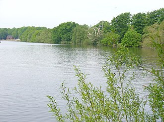 Felbridge - Hedgecourt Lake