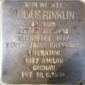 Heidelberg Julius Rinklin.png