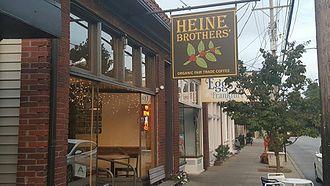Heine Brothers' - Heine Brothers' location in Louisville's Crescent Hill neighborhood