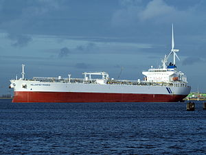 Hellespont Progress, IMO 9351426 at Port of Amsterdam photo-10.JPG