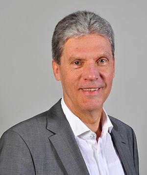 Mecklenburg-Vorpommern state election, 2011 - Image: Helmut Holter, DIE LINKE 03