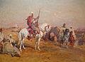 Henri Émilien Rousseau-Le soir aux portes de Meknès-1925.jpg