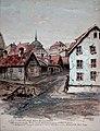 Henrik Backer - Hammersborg Torg - 1920 - Oslo Museum - OB.04056.jpg