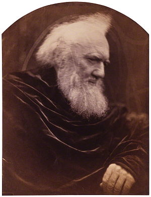 Prinsep - Henry Thoby Prinsep of London. Photograph by Julia Margaret Cameron, 1866